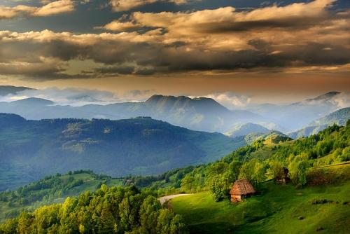 RUMUNIA: Apuseni – Góry Zachodniorumuńskie