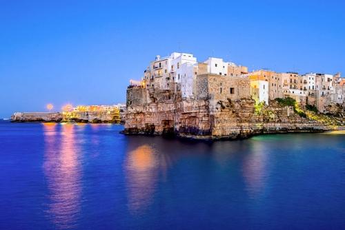 Południe Włoch: Bari - Alberobello - Neapol