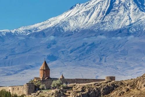 Armenia - Gruzja: Południowy Kaukaz
