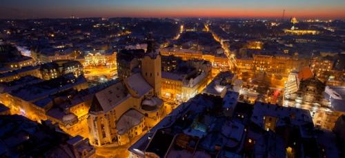 Lwów - Truskawiec- Drohobycz