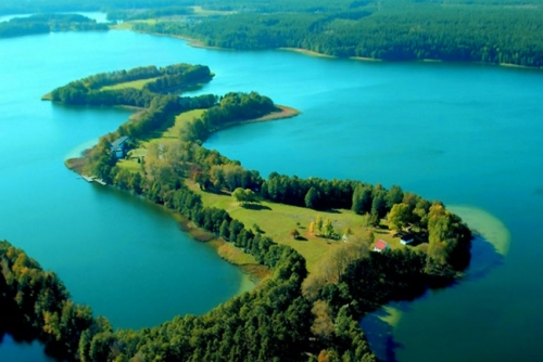 Mazury: Kraina Wielkich Jezior
