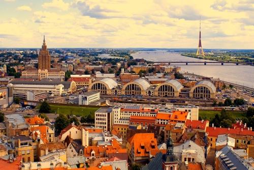 Litwa Łotwa Estonia Finlandia: Kraje nadbałtyckie